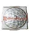 Picture of Beautiful Parad Sriyantra For Wealth and Prosperity,Weight 1000-1100 gms
