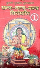 Picture of Yantra, Tantra, Mantra Shiromani - Set of 2 Books