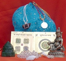 Picture of REMEDIAL BAG FOR WEALTH, PROSPERITY AND FINANCIAL IMPROVEMENT