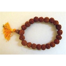 Picture of Rudraksha Wrist Mala 7 mm Beads