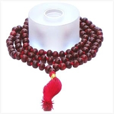Picture of Mala Beads - Rose Wood