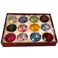 Picture of Box of 12 Solitaire Gemstones