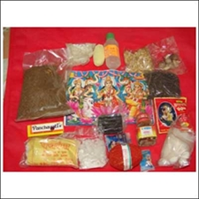 Picture of Pooja Items