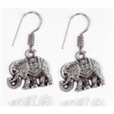 Picture of Ethnic Royal Elephant Earring ER26