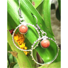 Picture of Ethnic Stone Earring SE04