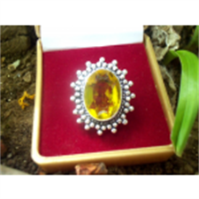 Picture of Ethnic Stone Ring R08