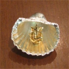 Picture of SHELL WITH GANESHA