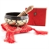 Picture of Berk - Inner Worlds Meditation Singing Bowl Set in Red Box