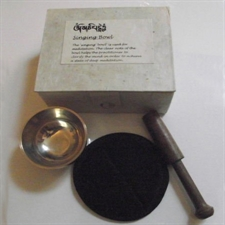 Picture of Fair Trade Tibetan Singing Meditation Bowl Gift Box Set