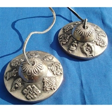 Picture of Fair Trade Tibetan Tingcha (Prayer Bells)